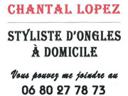 Chantal Lopez Onglerie