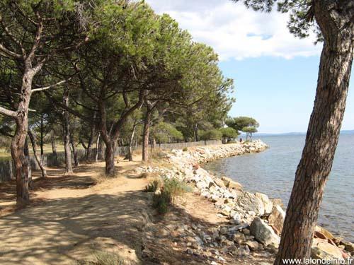 Sentier du littoral la londe les maures et promenades - Office du tourisme de la londe les maures ...